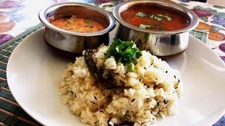 Jeera Rice| Cumin Rice| Quick 'n Easy Vegetarian Recipe