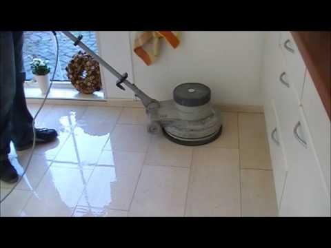 Marmer en natuursteenonderhoud reinigen slijpen polijsten