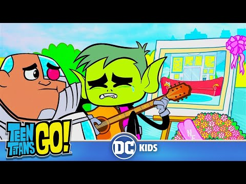 Teen Titans Go!   5 Stages Of Grief   DC Kids