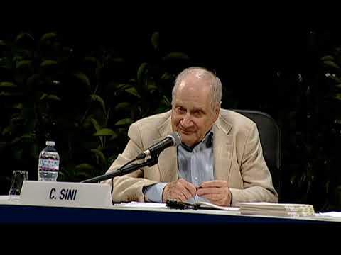 L'uomo essere di mancanza: Carlo Sini, Eugenio Mazzarella e Costantino Esposito