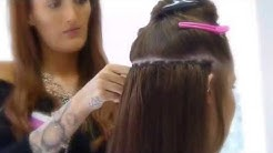 LA Weave: Using Foxy Hair Extensions Indian Remy Hair