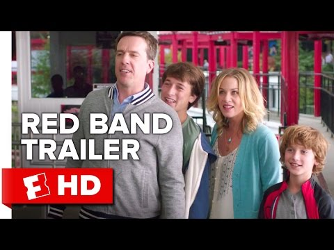 Vacation Official Red Band Trailer #2 (2015) - Ed Helms, Christina Applegate Movie HD