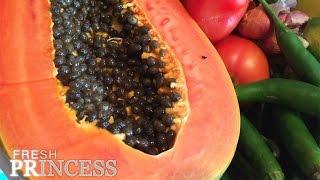 A Better Way To: Peel and Serve Papaya  |  Fresh P