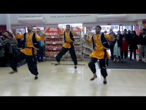 NPD (NACHDE PUNJABI DANCERS) RAISING MONEY FOR CHARITY