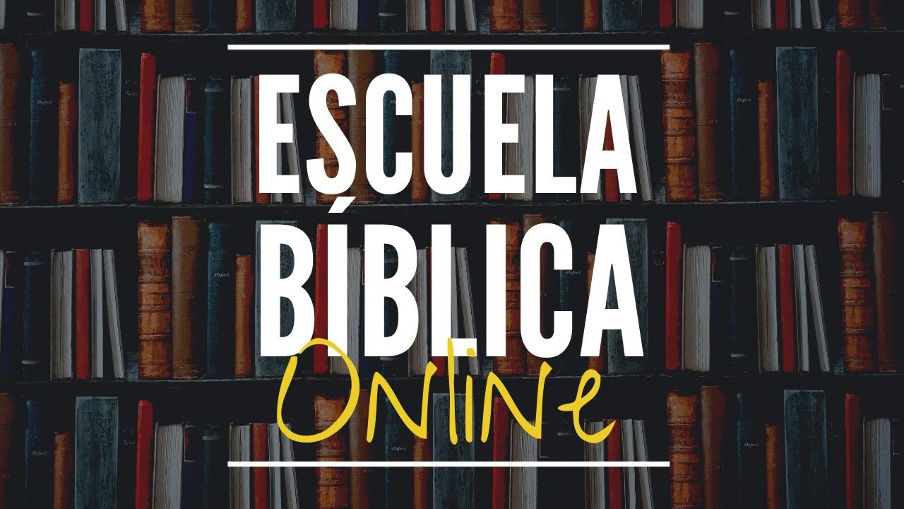 ESCUELA BÍBLICA ONLINE EN ESPAÑOL -  MODUS VIVENDI - LECCIÓN 2 - (21/11/2020)