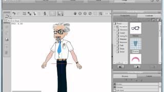 Test lesson for CrazyTalk Animator