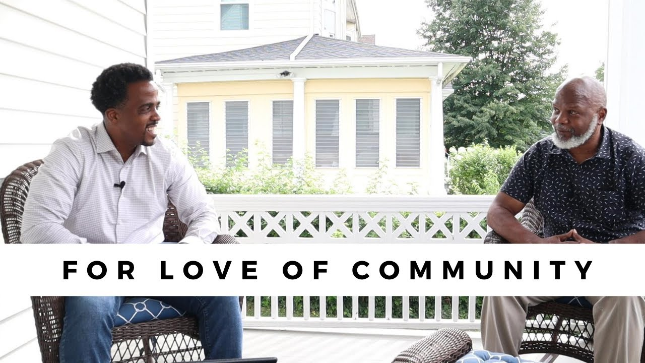 For Love of Community