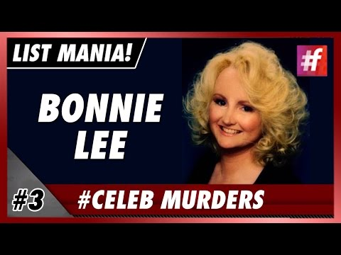 #fame hollywood -​​ Bonnie Lee Bakley - 5 Showbiz Murders The World Still Mourns