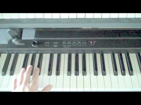 How To Play Liability By Lorde On Piano
