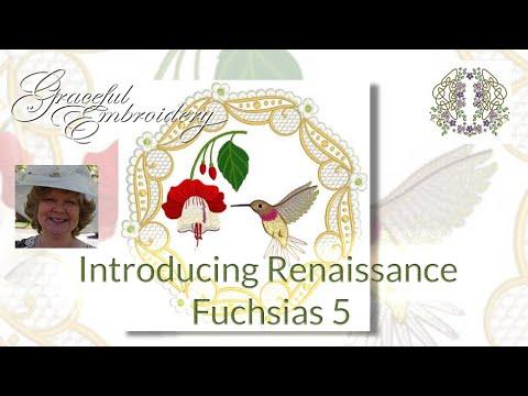Introducing Renaissance Fuchsias 5