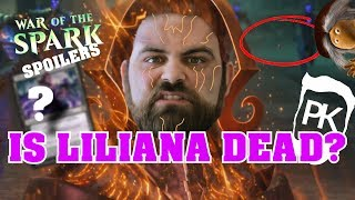 War of the Spark Trailer Reaction and Uncommon Planeswalkers? - MTG