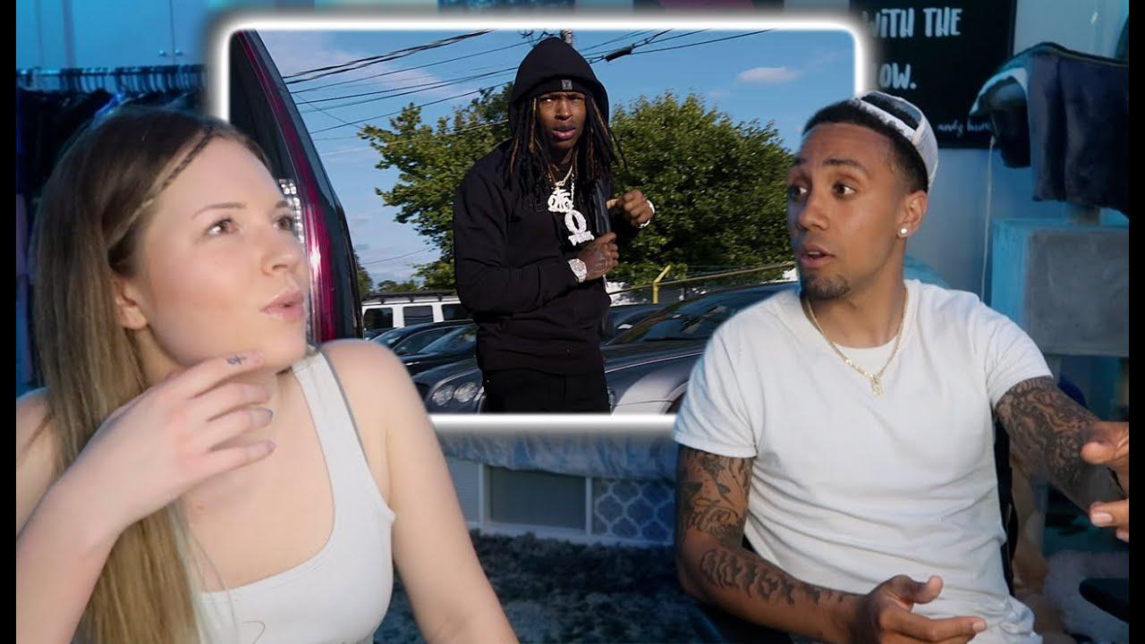 King Von & Lil Durk - Down Me (Official Video)   REACTION