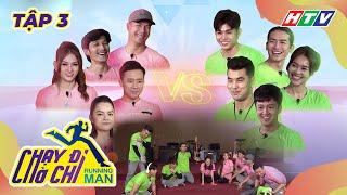 Chạy Đi Chờ Chi Tập 3 - Running Man Việt Nam Full HD