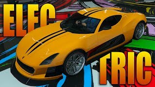 ALL-ELECTRIC SUPERCAR! - 'Coil Cyclone' in Grand Theft Auto Online