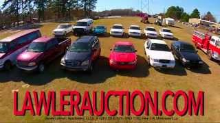DANNY LAWLER AUCTION TV COMMERCIAL