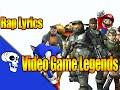 Video Game Legends Rap Vol. 1 (LYRIC VIDEO) by JT Music