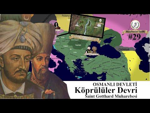 Köprülüler Dönemi    Saint Gotthard Muharebesi-1664    Vasvar Antlaşması    IV. Mehmed Dönemi #29 indir