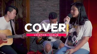 LOCATION - KHALID (COVER) By AMEL