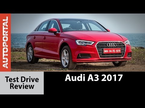 2017 Audi A3 Test Drive Review - Autoportal