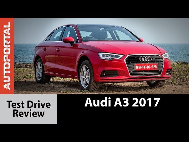 2017 Audi A3 Test Drive Review - Autoportal