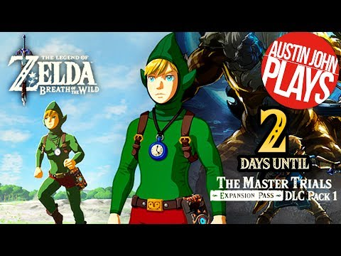 2 Days to DLC Pack 1: Tingle's Outfit - Zelda Breath of the Wild  Expansion Pass| Austin John Plays