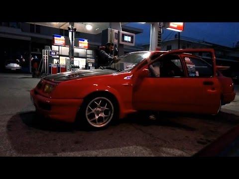 OUTLAW DRIFT | XANTHI (BMW E36 - FORD SIERRA)