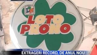 EXTRAGERI RECORD, DE ANUL NOU (Columna Tv)