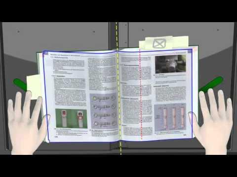 Zeutschel OS 12000 Video