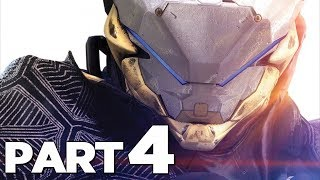ANTHEM Walkthrough Gameplay Part 4 - THE DARK (Anthem Game)