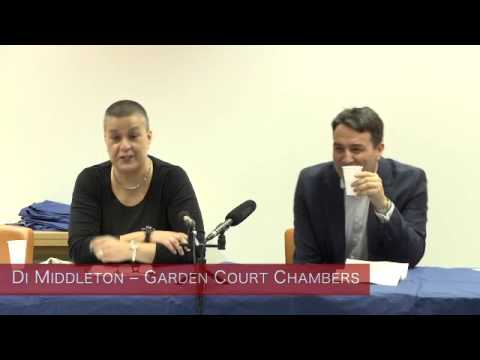 Criminal law: TARGETjobs Law National Pupillage Fair talks programme 2014