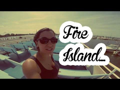 From New York to Fire Island.. A Short Weekend Getaway!