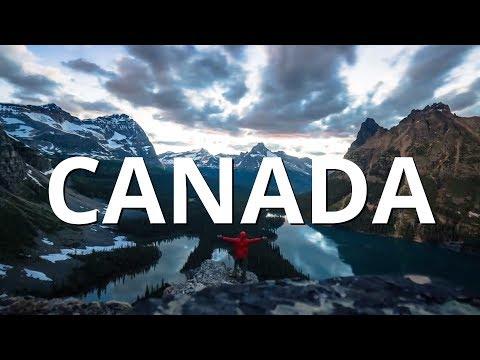 Почему Канада - Лучшая страна для жизни? / Иммиграция в Канаду 2019