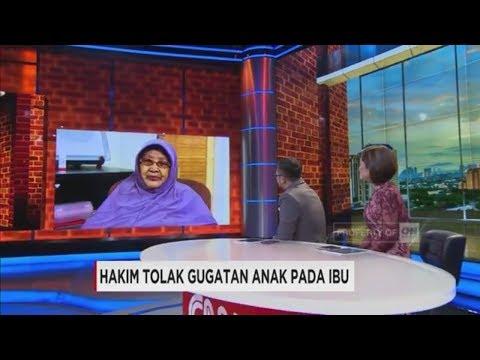 Gugatan Anak Pada Ibu Ditolak Hakim, Sang Ibu (Amih Siti Rokayah) Rindu Kumpul Keluarga