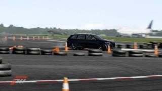 FM4 - Drifting - Audi Q7 V12 Tdi