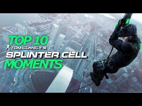 TOP 10 SPLINTER CELL Moments (2015)
