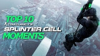 TOP 10 SPLINTER CELL Moments (2015)