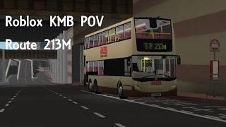 [4x] Roblox Hong Kong KMB 213M POV / Front View Timelapse