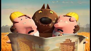 Сказки Серого Волка Премьера Мультика Онлайн