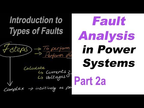 Fault Analysis in Power Systems Part 2a
