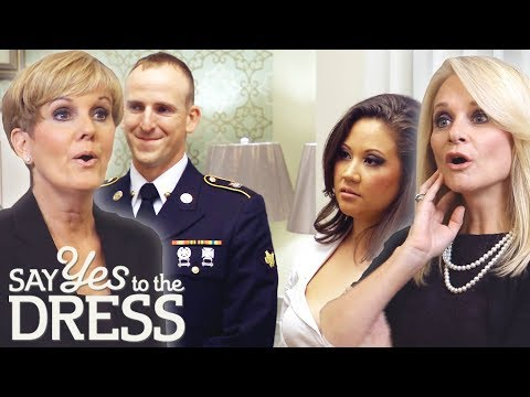 Bride Is Getting Married In 5 Hours And Still Doesn't Have A Dress! | Say Yes To The Dress Atlanta