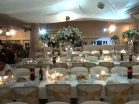 Atmos fleurs d coration de salle la r union 974 youtube - Decoration salle de reunion ...