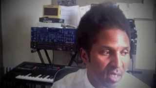 DJ Krust - Studio Tour with DnB Producer DJ Krust