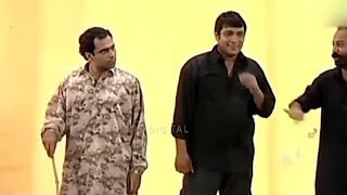 Best Of Shahid Khan and Abida Baig New Pakistani Stage Drama Full Comedy Funny Clip