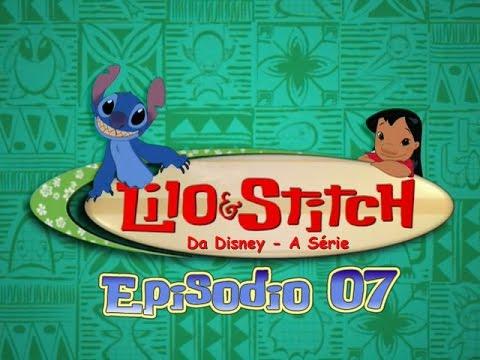 ❀ Lilo & Stitch A Série da Disney - Cheirosinho 254