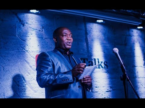 My Name Is Not 'Refugee' | Akoi Bazzie Shares Shocking Experience | TEDx style SonaTalks