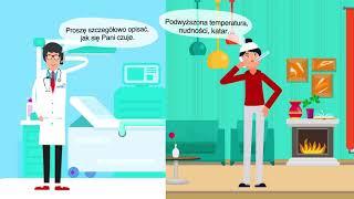 HomeDoctor - jak działa telekonsultacja? | Film instruktażowy