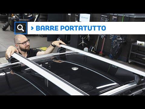 051 KIT BARRE PORTATUTTO PORTAPACCHI RENAULT CAPTUR 2013 2014 2015 2016 2017