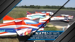 Nats 2018: Chris Gini and the F3A Semi Finals