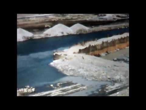 Kinzua Dam Construction 1960-1965
