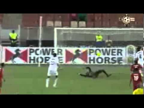 Libya killer goal against Congo global goal in stoppage time African Cup of Nations for the local